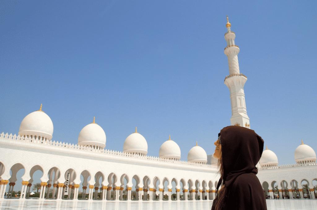 mosqueesheikzayed