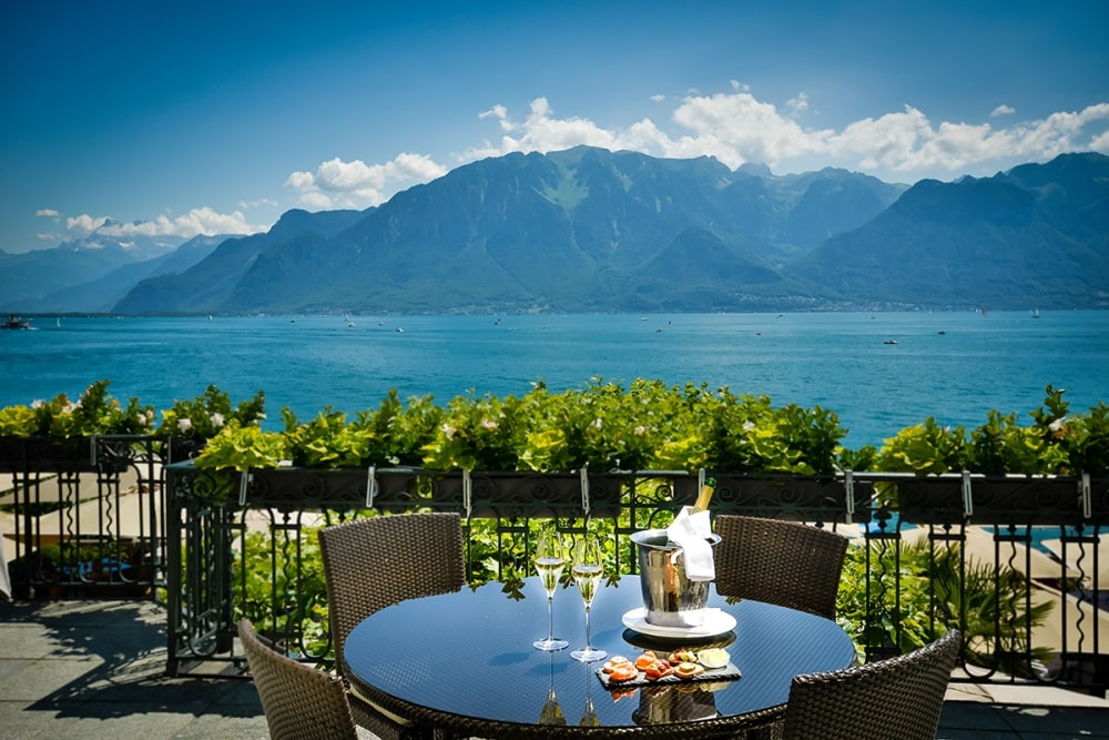 Montreux Hotel Luxe