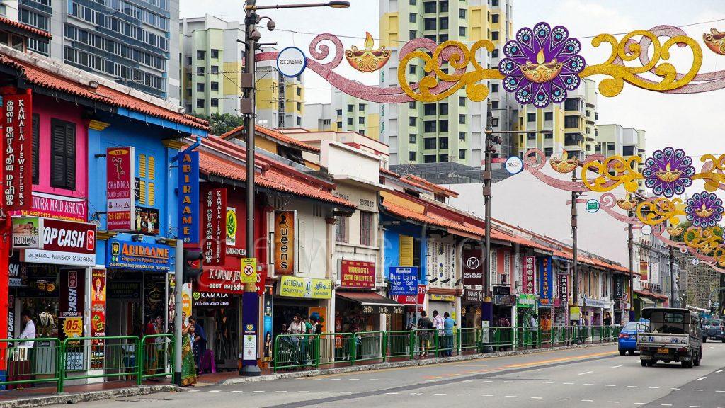 Singapore, Serangoon Rd