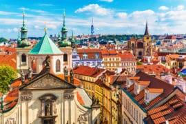 Voyage sur-mesure en Europe centrale : de Prague à la Bohème